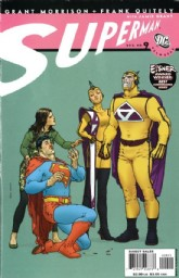 All Star Superman 2006 - 2008 #9