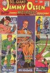 Jimmy Olsen, Superman's Pal 1954 - 1974 #104