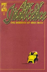 Iron Man: Age of Innocence 1996 #1
